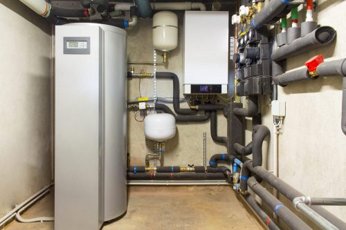 natural gas water heaters